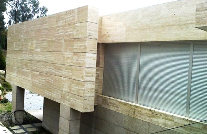 Servicios de revestimiento fachadas valencia marmoles cazorla - Marmoles valencia ...