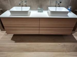 Presupuesto encimera baño Valencia profesional